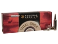 Federal Premium Vital-Shok Ammunition 270 Winchester Short Magnum (WSM) 140 Grain Trophy Bonded Tip Box of 20