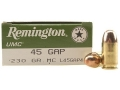 Remington UMC Ammunition 45 GAP 230 Grain Full Metal Jacket Box of 50