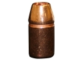 Copper Only Projectiles (C.O.P.) Solid Copper Bullets 44 Remington Magnum (429 Diameter) 225 Grain Hollow Point Lead-Free Box of 50