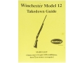 Radocy Takedown Guide &quot;Winchester Model 12&quot;