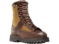 "Danner Grouse 8"" Waterproof Uninsulated Hunting Boots Leather Brown Men's"