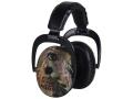 Pro Ears Predator Gold Electronic Earmuffs (NRR 26 dB)