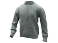 Military Surplus Swiss Sweater 1/4 Zip Grade 2 Wool