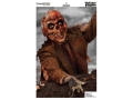 Champion Zombie Boneyard Bill Target 24&quot; x 45&quot; Paper Package of 10