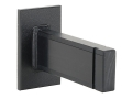 "Plastix Plus 6"" AR-15 Vertical Wall Mount Plastic Black"