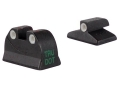 Product detail of Meprolight Tru-Dot Sight Set Magnum Research Baby Eagle Steel Blue Tritium Green