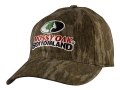 Russell Outdoors Explorer 6-Panel Logo Cap Cotton Polyester Blend