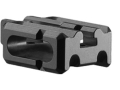 Mako Dual Rail Bayonet Lug Mount AR-15 Aluminum Black