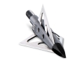 NAP Thunderhead RAZOR Fixed Blade Broadhead 100 Grain Stainless Steel Pack of 3