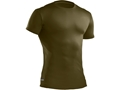 Under Armour Men's UA Tac HeatGear Compression T-Shirt Short Sleeve