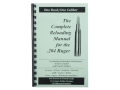 Loadbooks USA &quot;204 Ruger&quot; Reloading Manual