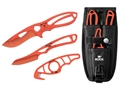 Buck 141 PakLite Field Master Hunting Knife Combo Orange