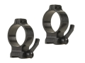 Talley 30mm Quick Detachable Scope Rings With Lever Matte High