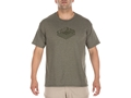 5.11 Men's Stronghold T-Shirt Short Sleeve Poly/Cotton Blend