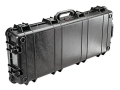 Pelican 1700 Scoped Rifle Gun Case with Solid Foam Insert and Wheels Polymer