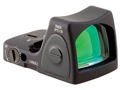 Trijicon RMR Reflex Red Dot Sight Adjustable LED 3.25 MOA Red Dot Matte