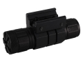Product detail of NcStar 5mw Green Laser Sight with Weaver-Style Mount and Pressure Switch Matte