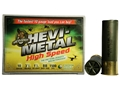 "Hevi-Shot Hevi-Metal Waterfowl Ammunition 10 Gauge 3-1/2"" 1-1/2 oz BB Non-Toxic Shot"
