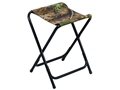 Ameristep Folding Stool Realtree Xtra Green Camo
