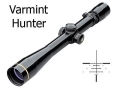 Leupold VX-3 Long Range Rifle Scope 30mm Tube 6.5-20x 40mm Side Focus Varmint Hunters Reticle Gloss