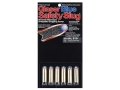 Glaser Blue Safety Slug Ammunition 38 Special 80 Grain Safety Slug Package of 6
