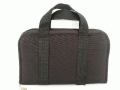 "Soft Armor Rex Pistol Case 9"" x 14"" Nylon Black"