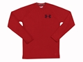 Under Armour Men's Borderland Waffle Crew Shirt Long Sleeve Polyester