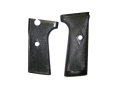 Product detail of Vintage Gun Grips Webley Mark I #2 Semi-Automatic without Escutcheon Polymer Black