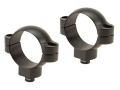 Leupold 30mm Quick-Release Rings Matte High