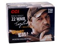 CCI Maxi-Mag Ammunition Troy Landry Special Edition 22 Winchester Magnum Rimfire (WMR) 40 Grain Jacketed Hollow Point Box of 250