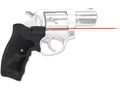 Crimson Trace Lasergrips Ruger Black