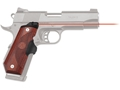 Crimson Trace Master Series Laser Grips 1911 Bobtail, Government, Commander Rosewood