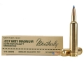 Product detail of Weatherby Ammunition 257 Weatherby Magnum 115 Grain Nosler Ballistic Tip Box of 20