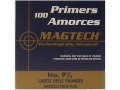 Product detail of Magtech Large Rifle Primers #9-1/2
