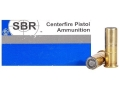 Product detail of SBR Match Ammunition 38 Special 148 Grain Hollow Base Wadcutter Box of 50