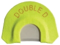 H.S. Strut Premium Flex Double D Diaphragm Turkey Call