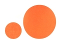 "Product detail of Hoppe's Bullseye Target Dots 1"" and 2"" Self-Adhesive Orange Package of 70 (35 of Each)"