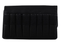 Tuff Products 8-In-Line Magazine Pouch 9mm, Glock 17 Nylon Black