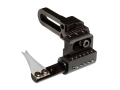 PSE Target Micro Launcher Arrow Rest Left Hand Aluminum Black