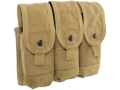Product detail of Blackhawk S.T.R.I.K.E. Speed Clip Coupled Magazine Pouch Holds Coupled AR-15 30 Round Magazines Nylon
