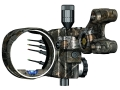 "G5 Optix XR 4-Pin Bow Sight .019"" Pin Diameter Right Hand Magnesium Realtree AP Camo"