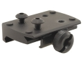 Product detail of JP Enterprises JPoint Electronic Sight Mount Weaver-style or Picatinny Aluminum Matte