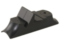 "NECG Classic Express Rear Sight with Island Base 1-Leaf Large for .730"" to .830"" Diameter Barrel Steel Blue"