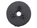"Product detail of Merit #3 Adjustable Target Aperture 11/16"" Diameter Extra Long Shank (15/32"" Long) 7/32""-40 Thread fits Lyman and Williams Sights Black"