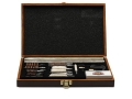 DAC GunMaster Universal Cleaning Kit in Wooden Presentation Box