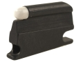 Product detail of NECG Universal Front Ramp Interchangeable Front Sight .217&quot; Height .099&quot; White Bead