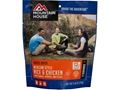 Mountain House Mexican Rice with Chicken Freeze Dried Meal 5.4 oz
