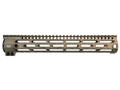 Midwest Industries M-Series Free Float M-Lok Handguard AR-15 Rifle Length Aluminum