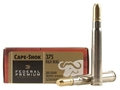Federal Premium Cape-Shok Ammunition 375 H&amp;H Magnum 300 Grain Speer Trophy Bonded Sledgehammer Box of 20