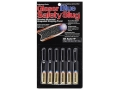 Glaser Blue Safety Slug Ammunition 45 ACP +P 145 Grain Safety Slug Package of 6